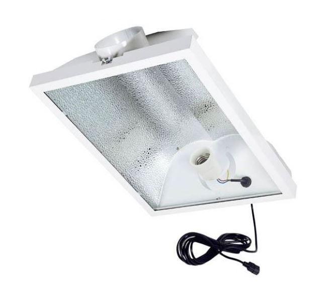 coolshade reflektor inkl 5 m kabel growshop greenbud. Black Bedroom Furniture Sets. Home Design Ideas