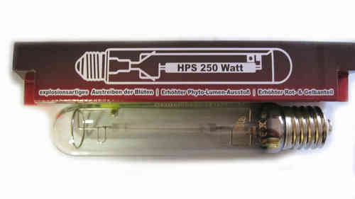 Greenbud  HPS 250 Watt