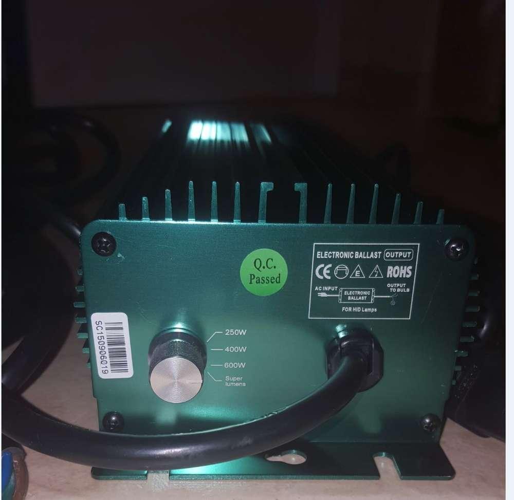 Dimmbares Vorschaltgerät 600 Watt Greenbud - Growshop Greenbud
