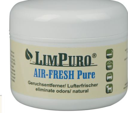 limpuro air fresh geruchsentferner growshop greenbud. Black Bedroom Furniture Sets. Home Design Ideas